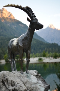 The Legend of the Goldenhorn in Bohinj
