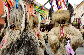 Parade of Kurenti