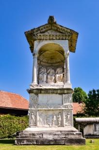 Beautiful Roman Tomb