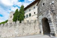 Entrance of Štanjel
