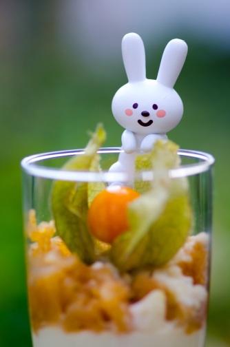 Lapinou en Voyage loves Dessert!