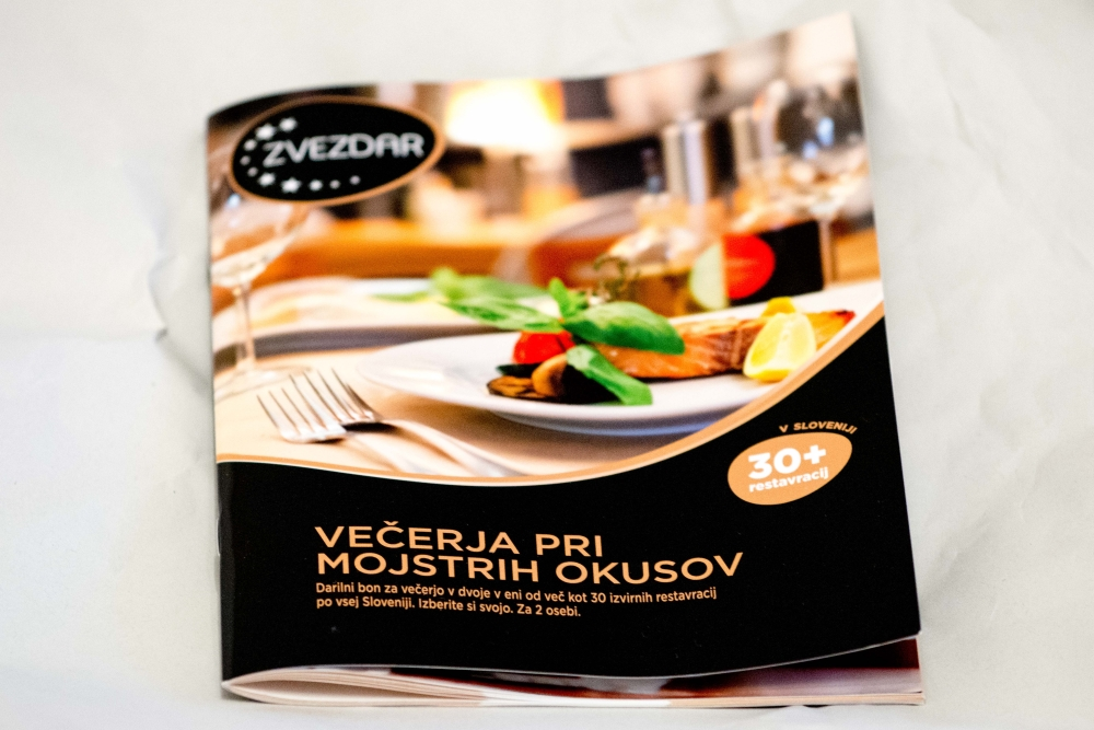 Zvezdar Restaurants Presentation Booklet
