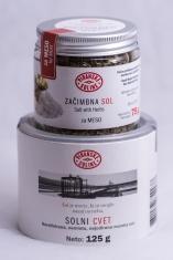 Fleur de Sel and Herb Salt from Piranske Soline